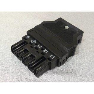 Hapro Connector 5 polig (M)