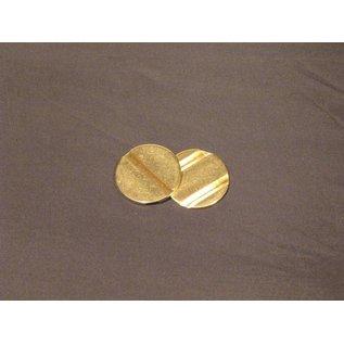 Hapro Coins 25mm profile (per 100 pcs.)