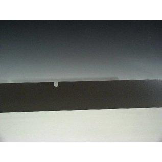 Hapro Abdeckplatte Bank Kopfseite