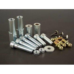 Hapro Set bevestigingsmateriaal comb,