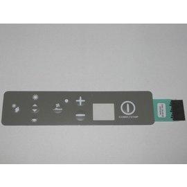 Hapro Display-Aufkleber Topaz und Philips HB585