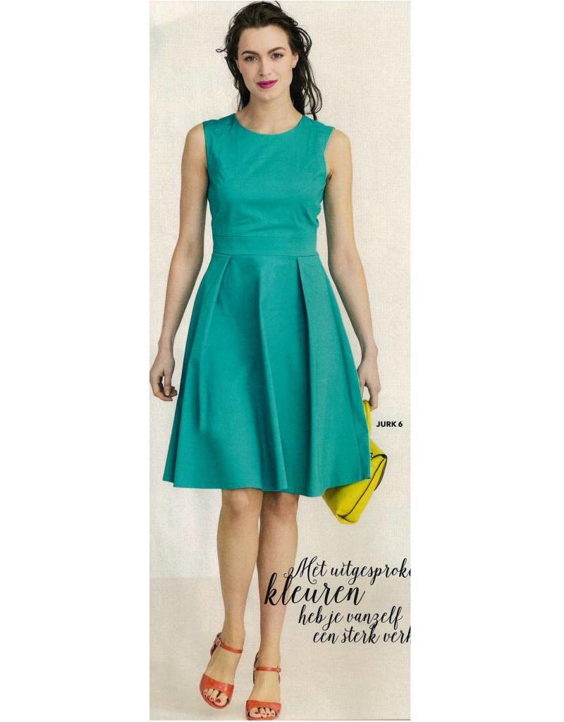 Cotton Satin Uni 0066 - leuchtend mintgrün