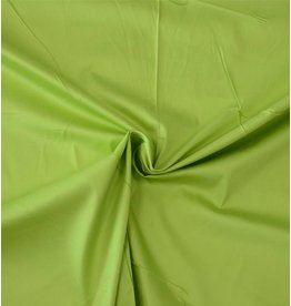 Cotton Satin Uni 0027 - lime green