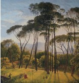 Gloss Cotton Inkjet 110 - Schirmkiefern, Hendrik Voogd