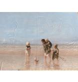 Glosssy Cotton Inkjet 709 - Kinder des Meeres, Jozef Israëls