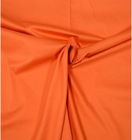 Baumwollsatin Uni 0047 - Orange