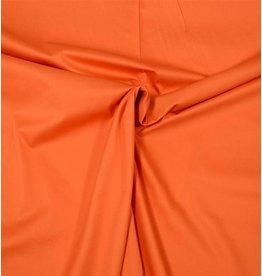 Coton Satin Uni 0047 - orange