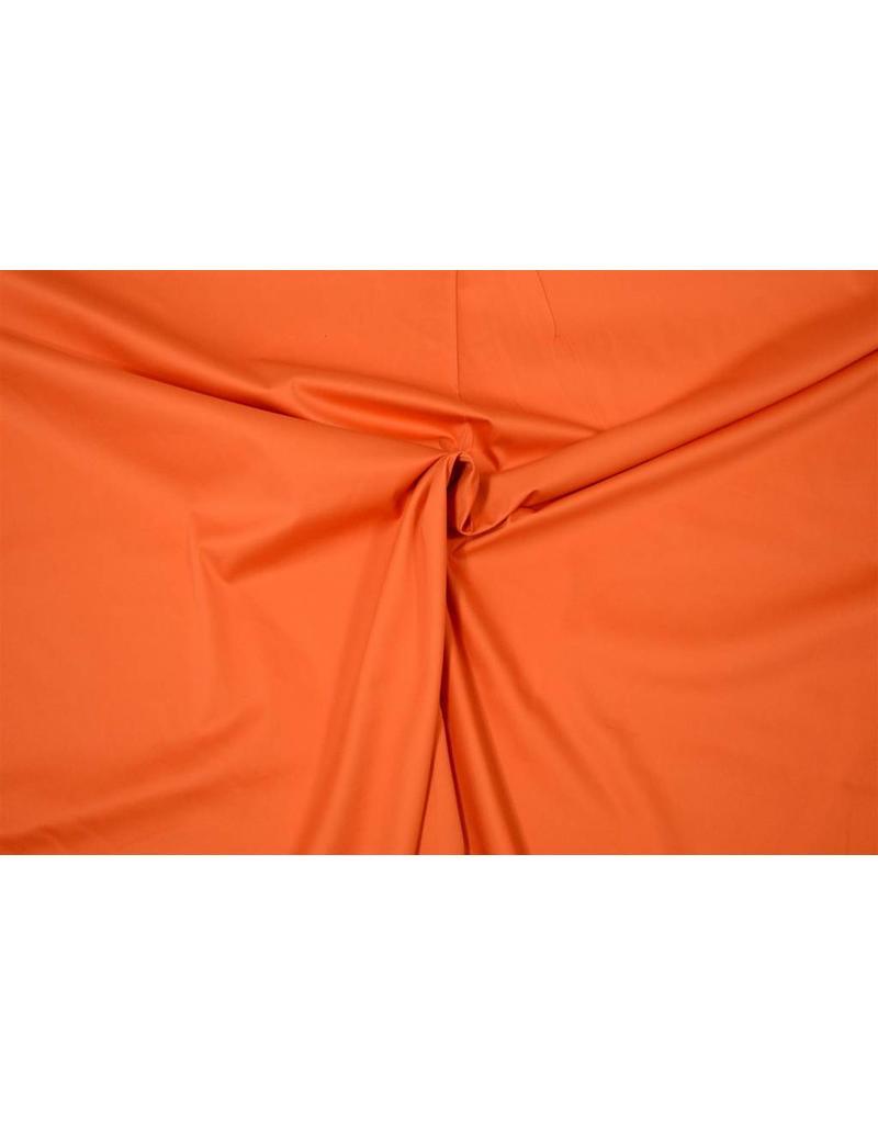 Satin de Coton Uni 0047 - orange
