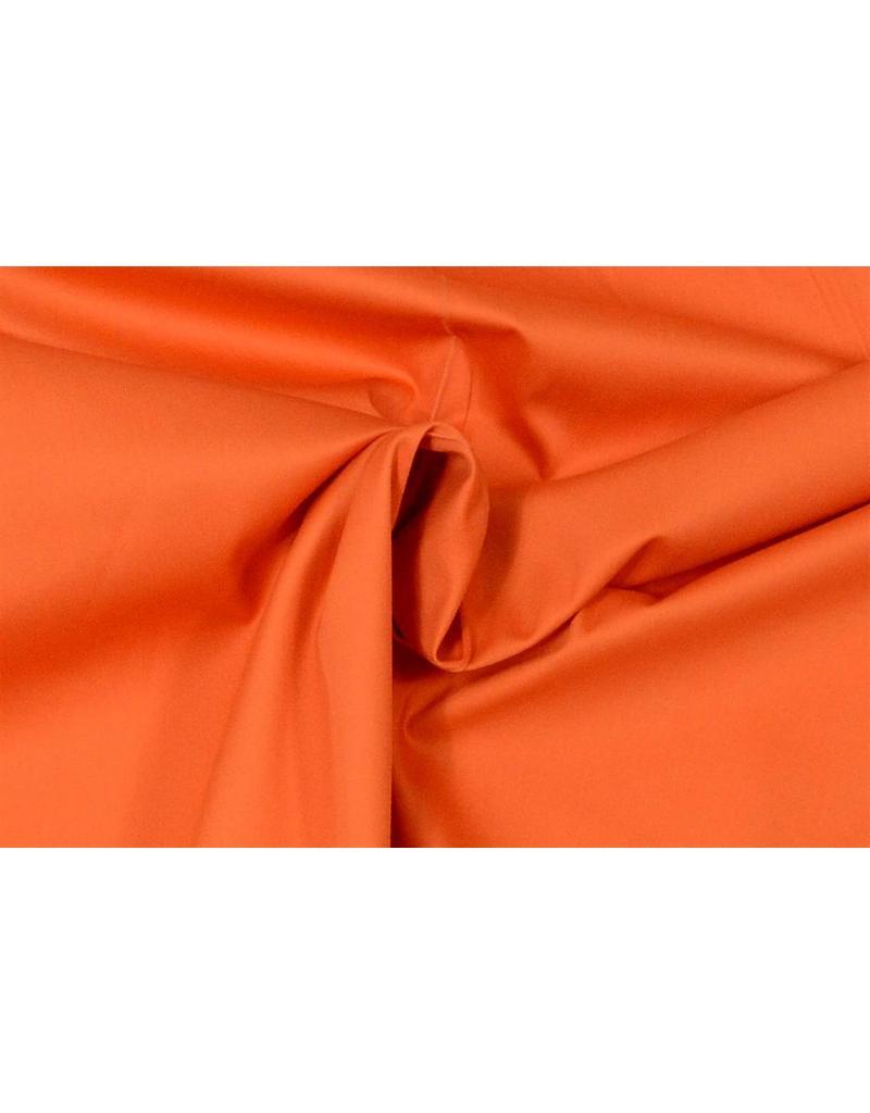 Cotton Satin Uni 0047 - orange