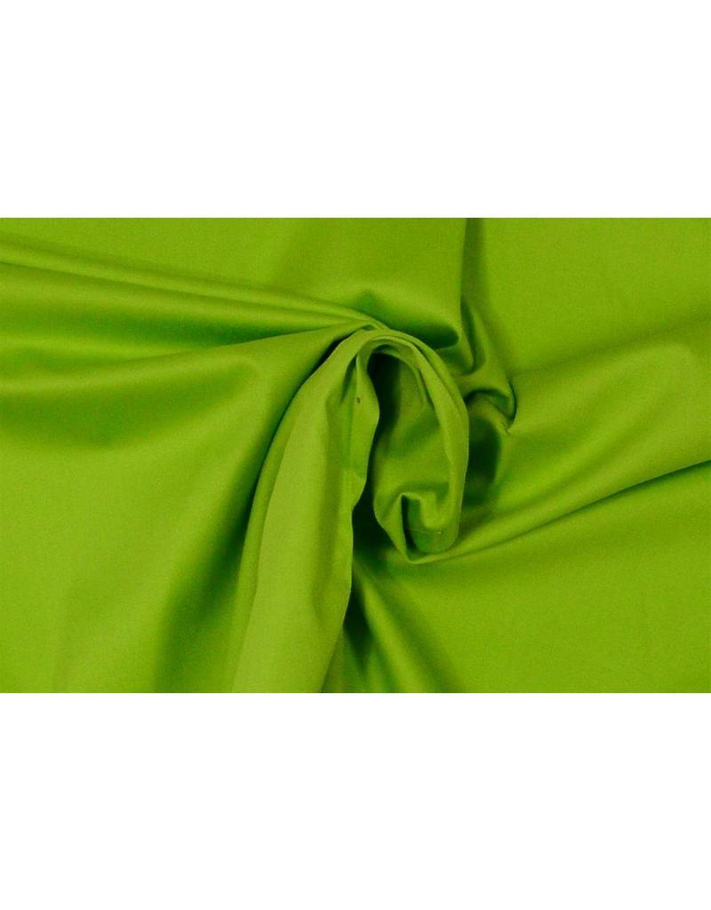 Cotton Satin Uni 0048 - hellgrün