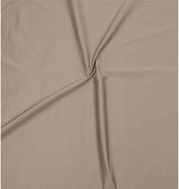 Satin de Coton Uni 0039 - brun clair / gris