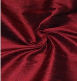 Soie de Dupion D8 - rouge foncé