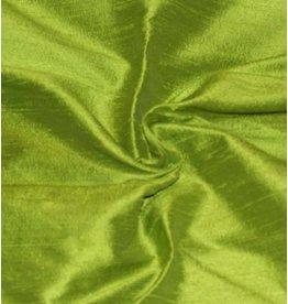 Dupion Silk D9 - vert lime