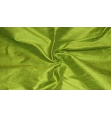 Dupion Silk D9 - lime green