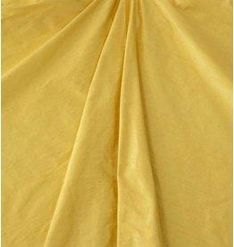 Dupion Zijde D32 - geel LAST