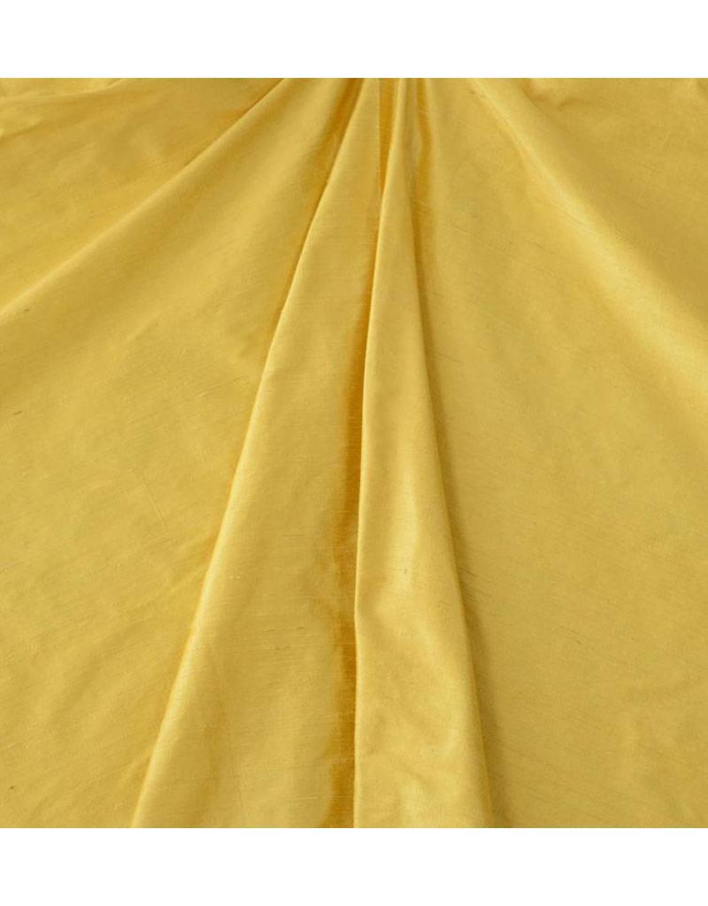 Soie de Dupion D32 - jaune