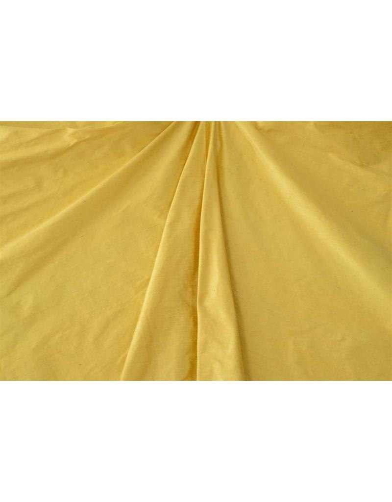 Dupion Silk D32 - yellow