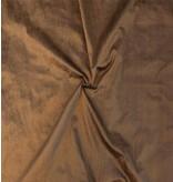 Dupion Silk D24 - saddle brown