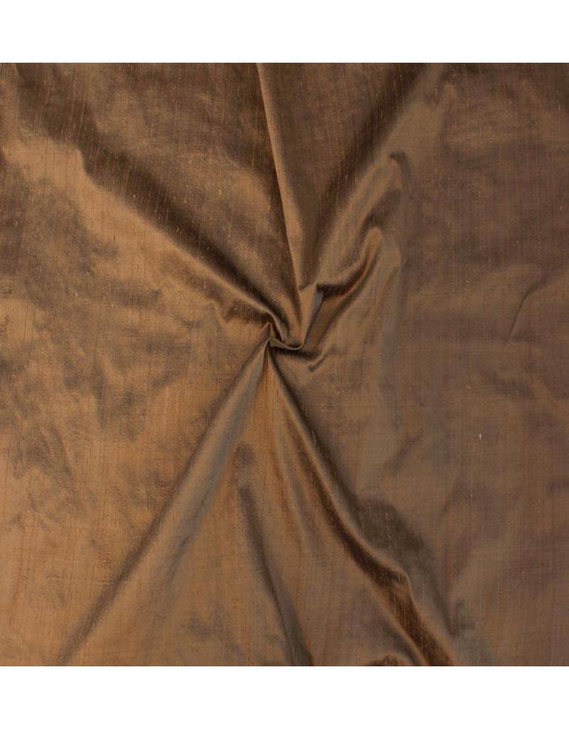 Soie de Dupion D24 - brun