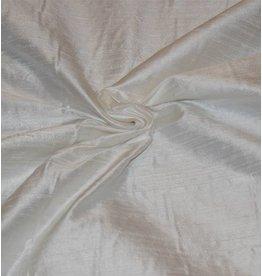 Dupion Silk D2 - blanc cassé