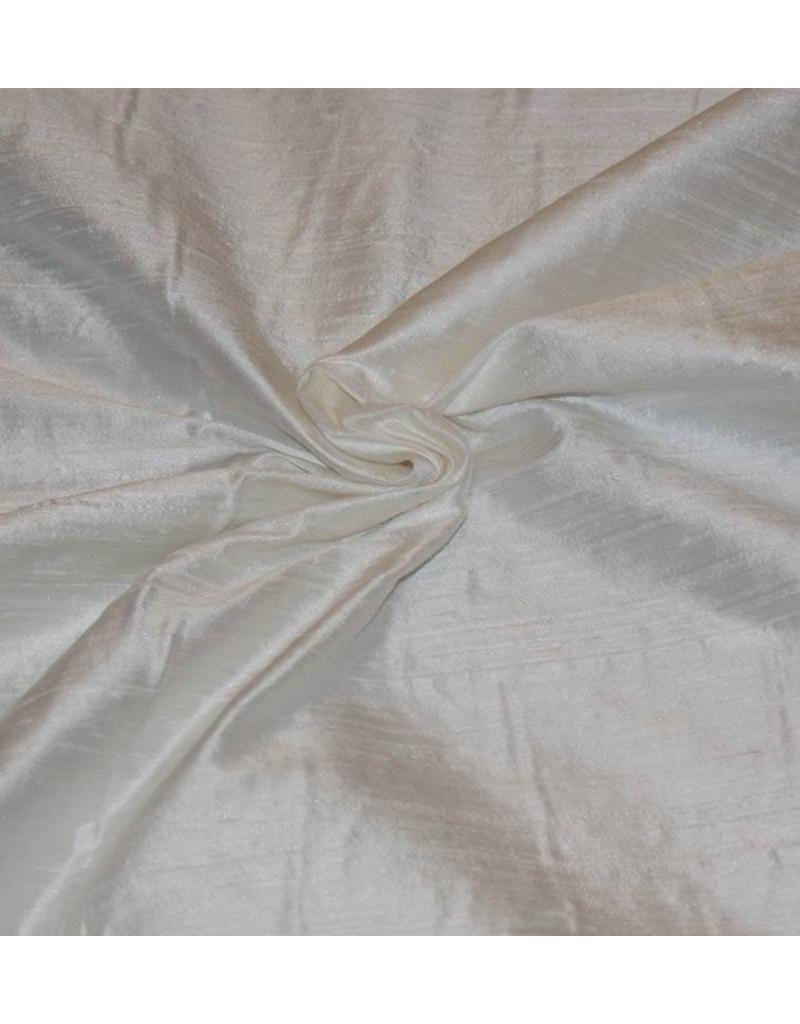 Soie de Dupion D2 - blanc cassé