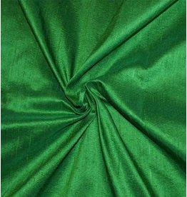 Dupion Silk D25 - green - LAST