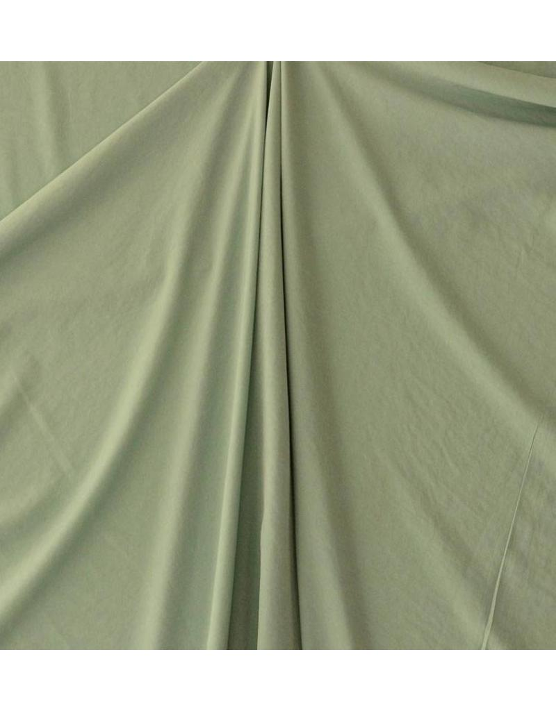 Washed Satin Mat FM16 - zacht mintgroen