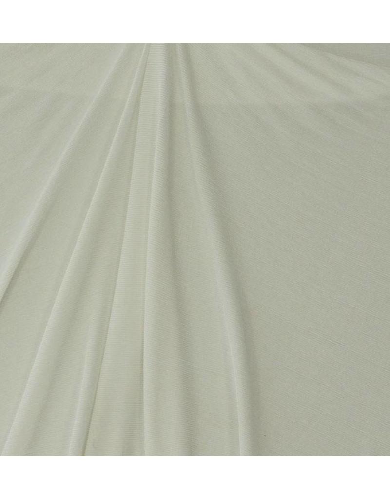 Plissierte Satin PL6 - off white