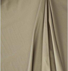 Glänzende Baumwolle Uni S5 - beige