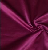 Glossy Cotton Uni S2 - dunkles Fuchsia
