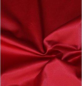 Glans Katoen Uni S13 - rood