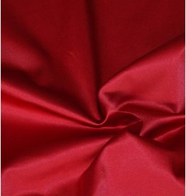 Glossy Cotton Uni S13 - red