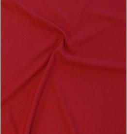 Gabardine Terlenka Stretch (zwaar) WT59 - rood