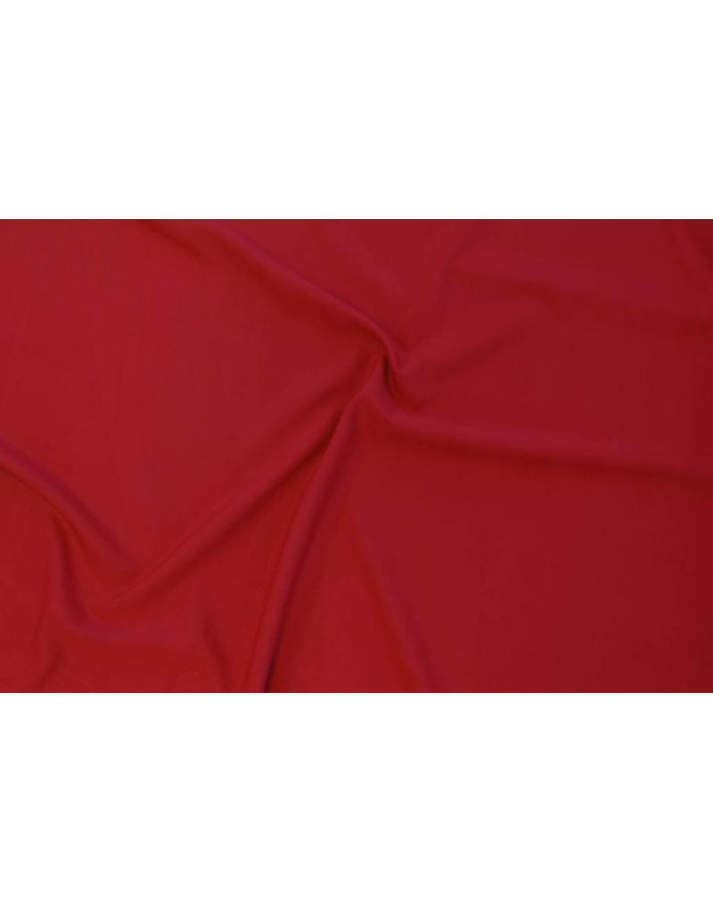 Gabardine Terlenka Stretch (schwer) WT59 - rot
