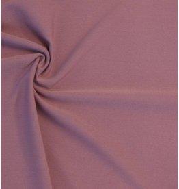 Gabardine Terlenka Stretch (zwaar)  WT53 - oud roze - MOUT