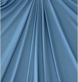 Viskose-Trikot V55 - zartes Blau