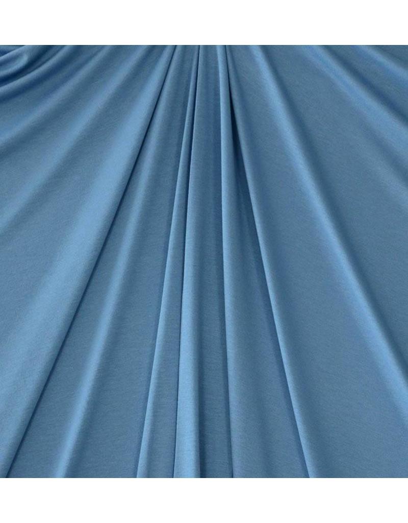 Viscose Jersey V55 - soft blue