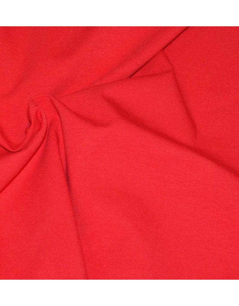 Coton Jersey V7 - rouge