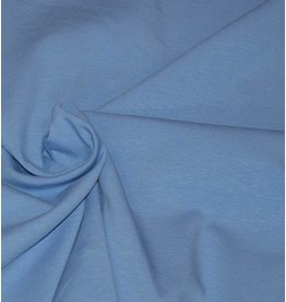 Katoen Jersey V3 - licht blauw