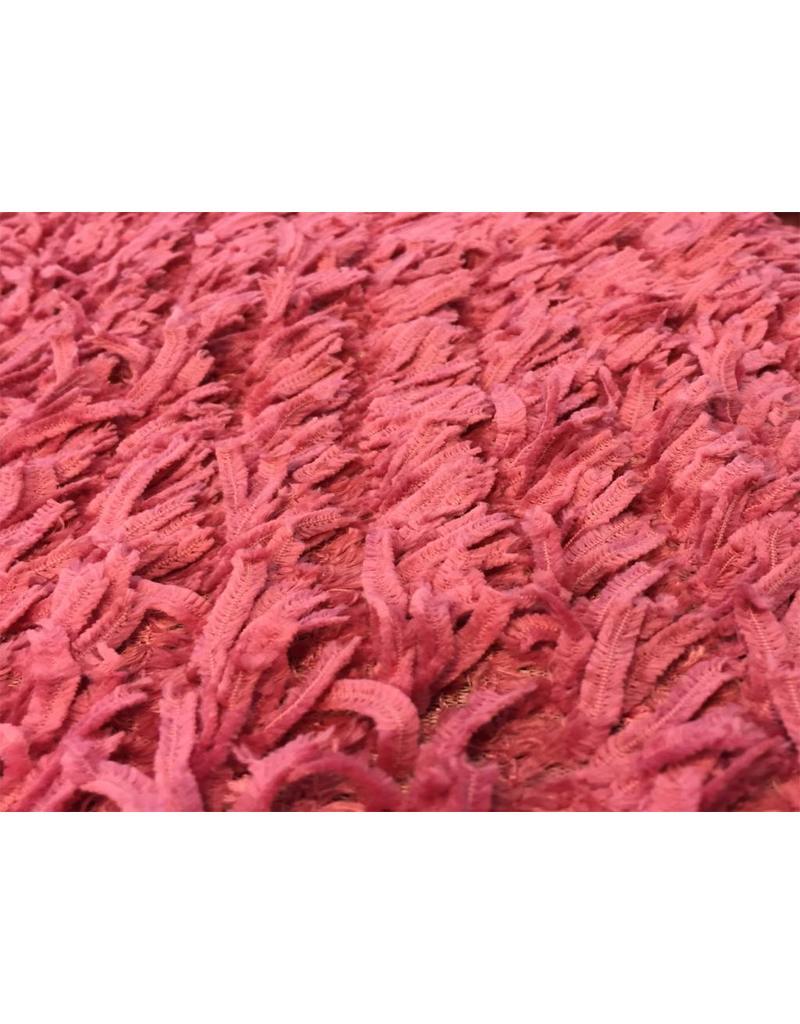 Schlinge gestrickt 53 - Koralle