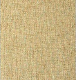 Tissu grossier W97 - beige / turquoise