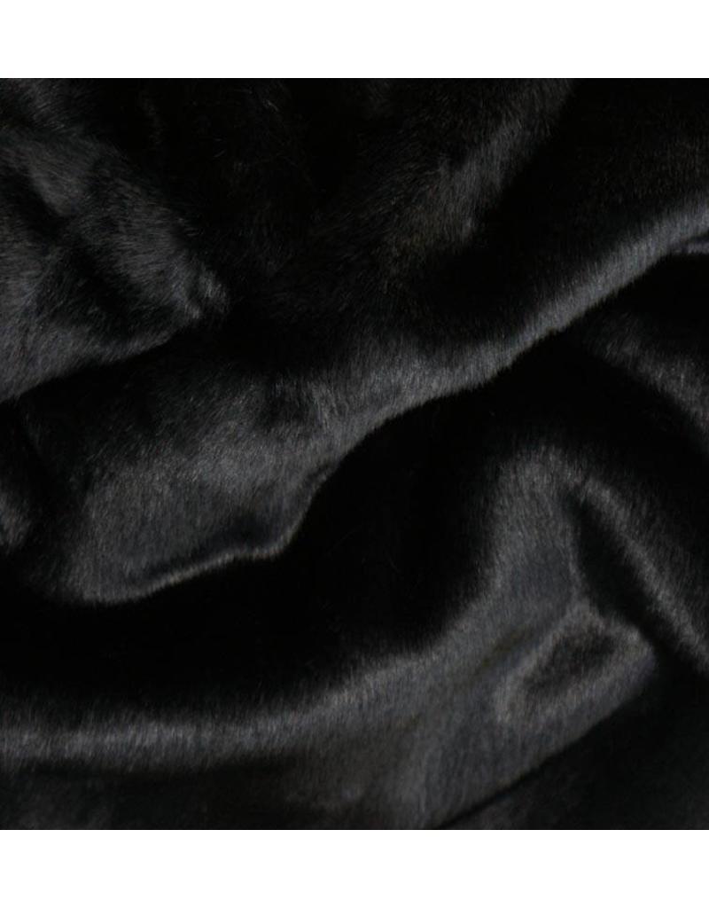 Imitation Fur B06 - black