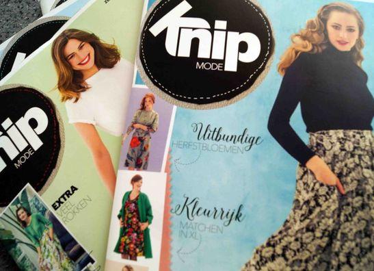 Knipmode Magazines 2015