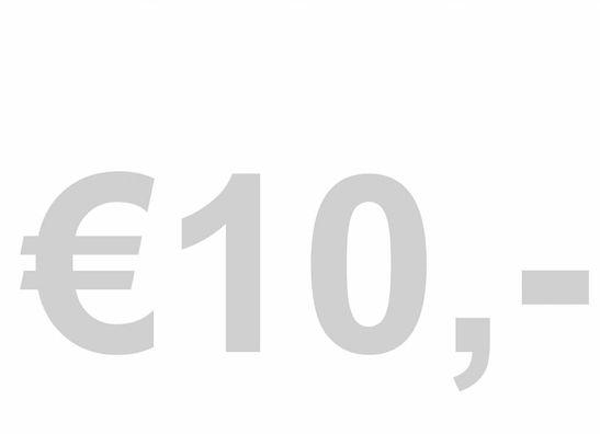 SALE! €10,-