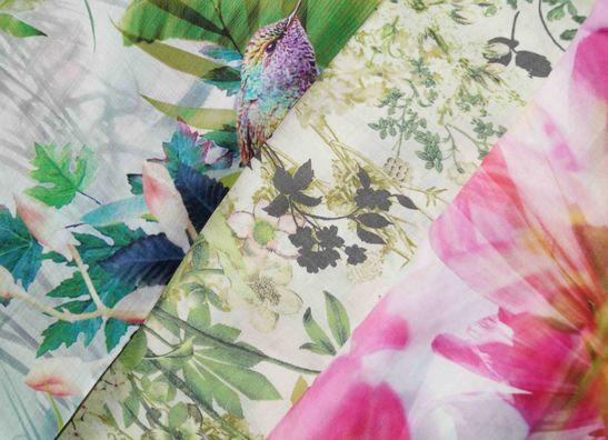 Linen Dessin Fabrics TST