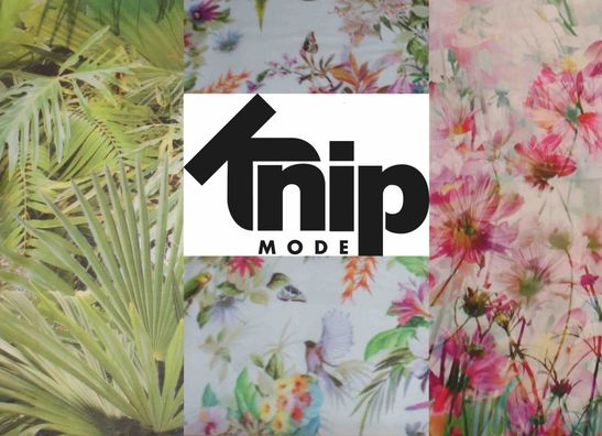 Fabrics Knipmode July