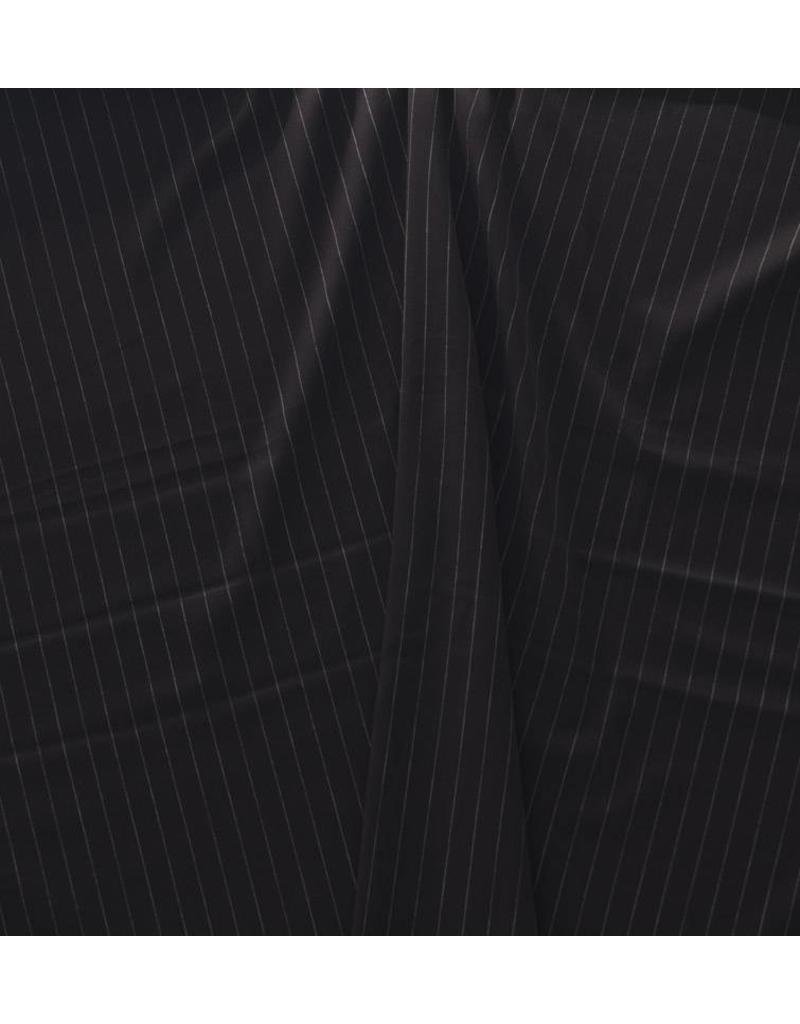 Terlenka Nadelstreifen 1031 - dunkelblau