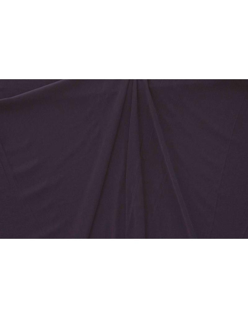 Washed Satin Mat FM1 - donker paars