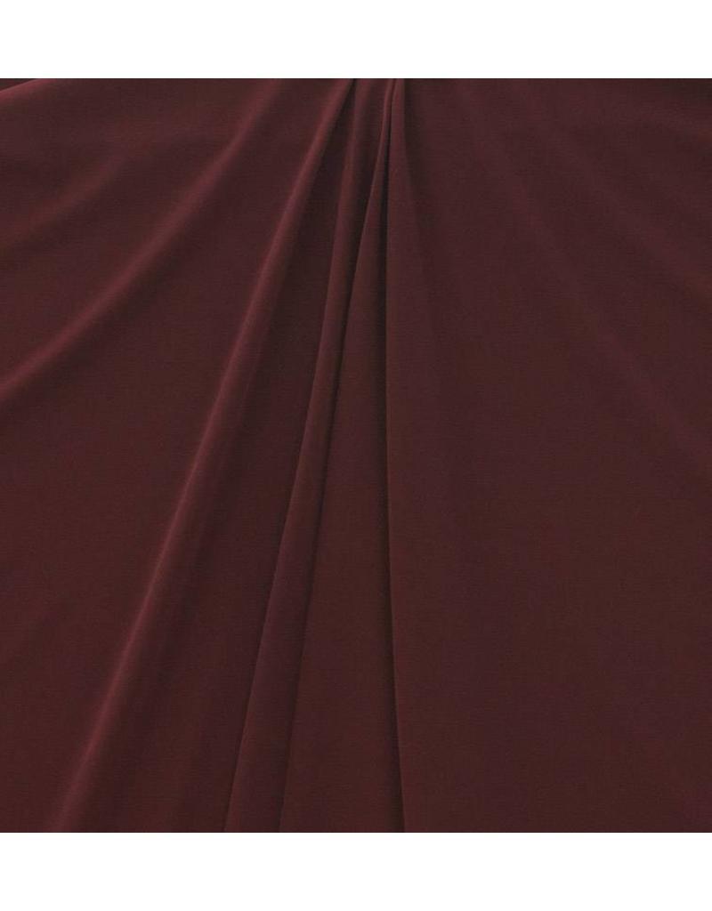 Washed Satin Mat FM3 - dark red