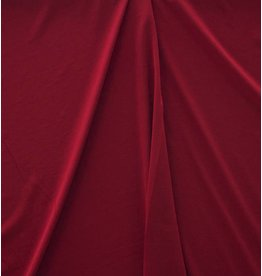 Washed Satin Mat FM7 - rood